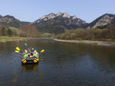 Rafting 04.05.2016