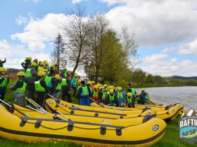 Rafting Dunajec